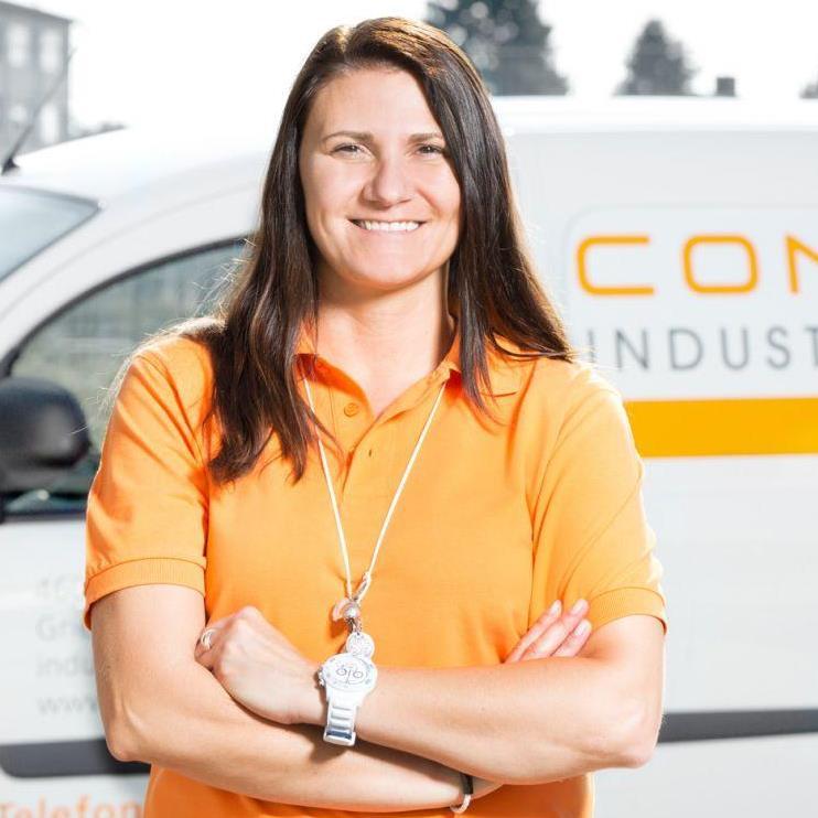 Astrid Sailer - Sekretariat Conpex Industrieböden