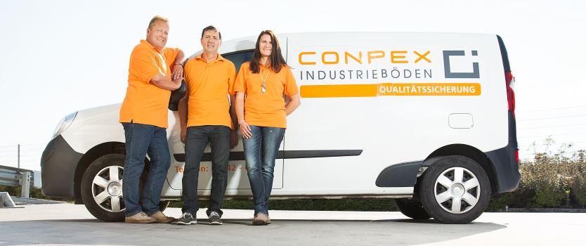 Conpex Industrieböden