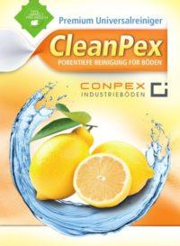 Cleanpex Universalreiniger für Böden von Conpex