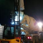 Conpex sorgt für Boden bei Hornbach