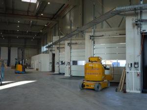 Hallenboden Steyr-Werner Technischer Handel GmbH