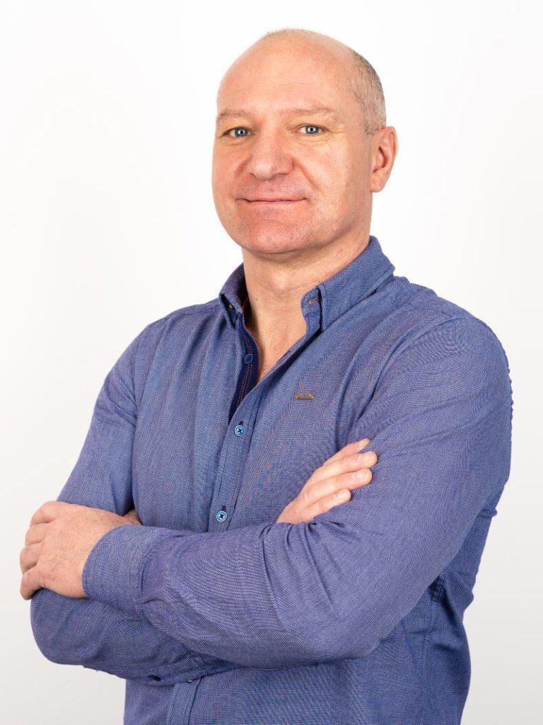 Prokurist Stefan Bocksrucker