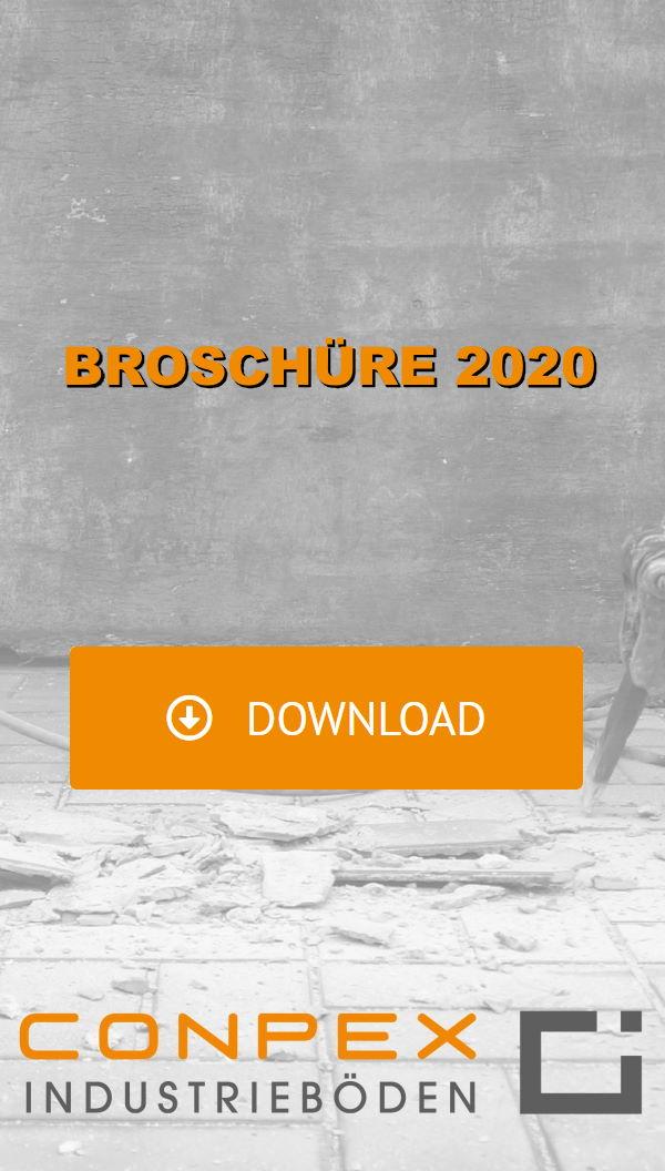 Conpex Broschüre 2020