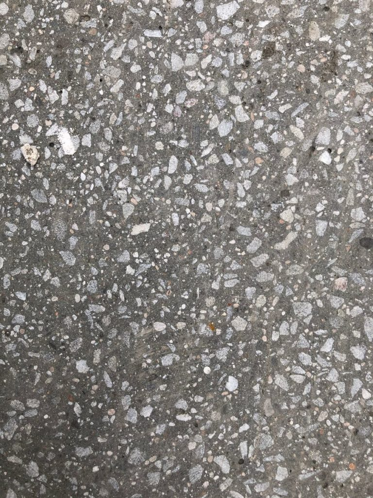 eingefärbter DIAPEX Gussasphaltterrazzo