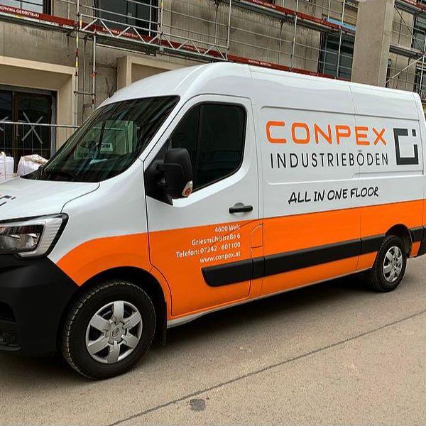 Conpex Flotte Fahrzeug 14