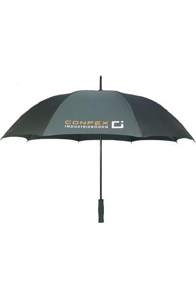Der Conpex Regenschirm